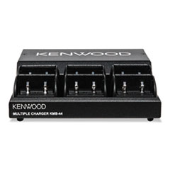 Kenwood® Six-Unit Charger for Kenwood PKT23K Two-Way Radios
