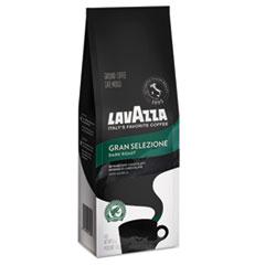 Lavazza Gran Selezione Dark Roast Ground Coffee, 12 oz Bag