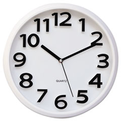 Universal® Contemporary Round Wall Clock Thumbnail