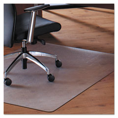 Floortex® Cleartex® MegaMat™ Heavy-Duty Polycarbonate Mats for Hard Floors & All Pile Carpets Thumbnail