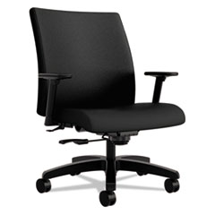 HON® Ignition® Series Big & Tall Mid-Back Work Chair Thumbnail