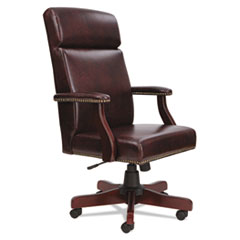 Alera® Traditional Series High-Back Chair Thumbnail