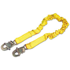 DBI-SALA® ShockWave2 Shock-Absorbing Lanyard, 900 lb Arresting Force