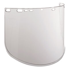 Jackson Safety* F40 Face Shield Window, Propionate, Clear