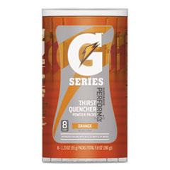 Gatorade® Thirst Quencher Powder Drink Mix, Orange, 1.34oz Stick, Makes 20oz Drink, 64/CT