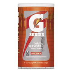 Gatorade® Thirst Quencher Powder Drink Mix, Fruit Punch, 1.34oz Stick, 64/Carton