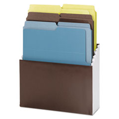 Smead® Organized Up® Vertical Stadium® Files with Heavyweight Vertical Folders Thumbnail