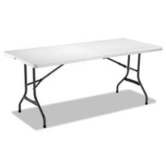 Alera® Fold-in-Half Resin Folding Table Thumbnail