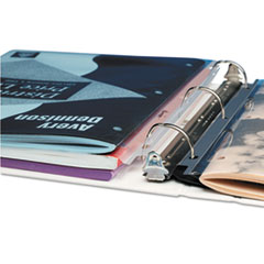 Avery® Multi-Page Capacity Heavyweight Diamond Clear Sheet Protector Thumbnail