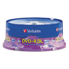 Verbatim® DVD+R Dual Layer Recordable Disc Thumbnail