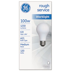 GE Rough Service Incandescent Worklight Bulb Thumbnail