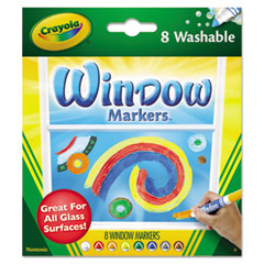 Crayola® Washable Window FX Marker Thumbnail