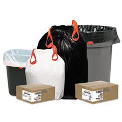 Draw 'n Tie® Heavy-Duty Trash Bags