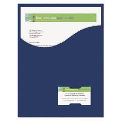 Southworth® One-Pocket Presentation Folders