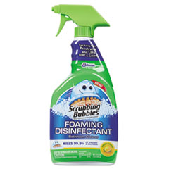Scrubbing Bubbles® Multi Surface Bathroom Cleaner, Citrus Scent, 32 oz Spray Bottle, 8/CT DVOCB707551CT