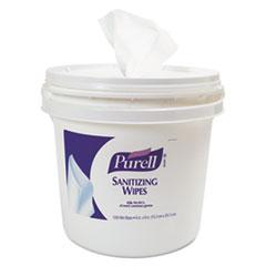 PURELL® Sanitizing Wipes Bucket Dispenser Thumbnail