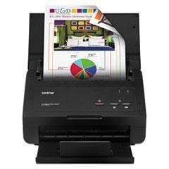 Brother ADS-2000E Desktop Scanner with Duplex, 600 x 600 dpi, 50 Sheet ADF