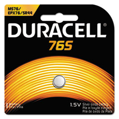 Duracell® Button Cell Silver Oxide Camera Battery, 1.5 V