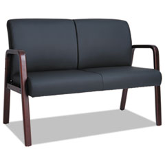Alera® Reception Lounge WL Series Loveseat