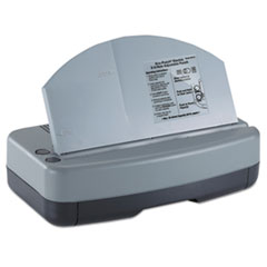 Officemate Electric 2-3 Hole Adjustable Eco-Punch