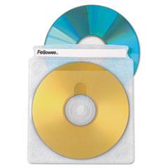 Fellowes® CD/DVD Sleeves
