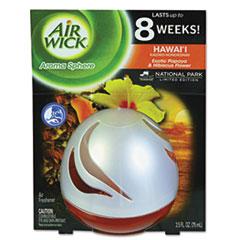 Air Wick® Aroma Sphere Air Freshener, Hawaii, 2.5 oz RAC89329EA