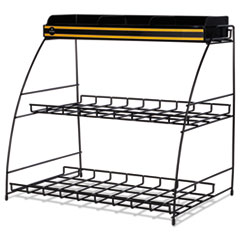 "Green Mountain Wire Rack K-Cup Organizer, 18 3/10"" x 12 1/2"" x 17 1/2"", 1/BX GMT5065"