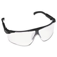 3M™ Maxim Protective Eyewear, Teal Frame/Clear Lens, Anti-Fog DX Hard-Coat