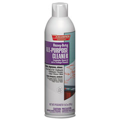 Chase Products Heavy-Duty All-Purpose Cleaner/Degreaser, 18 oz Aerosol Spray, 12/Carton