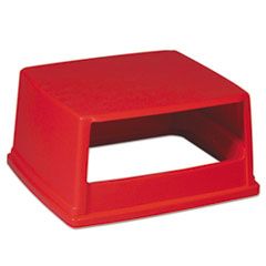 Rubbermaid® Commercial Glutton® Hood-Top Receptacle Lid Thumbnail
