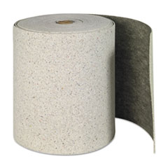 "SPC® Re-Form Plus Sorbent-Pad Roll, 62gal, 28 1/2"" x 150ft, Gray"