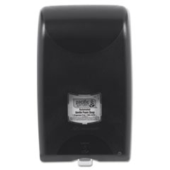 Georgia Pacific® Automated Soap/Sanitizer Dispenser F/950mL/1200mL Refills,Black,5.68x5.25x10.75
