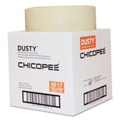 DUSTY™ Disposable Dust Cloths, 7 7/8 x 11, Yellow, Rayon/Poly, 350 per Roll, 1 Roll/CT
