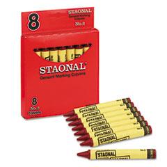 Crayola® Staonal® Marking Crayons Thumbnail