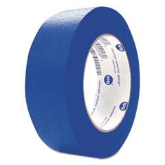 "ipg® UV Resistant Paper Masking Tape, 1.88"" x 60 Yards, Blue, 24/Carton"