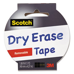 Scotch® Dry Erase Tape Thumbnail