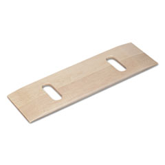 Deluxe Wood Transfer Boards With Cut-Outs, 2-Cut Out, 24 x 8, 440 lb Capacity