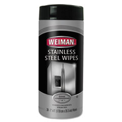 WEIMAN® Stainless Steel Wipes Thumbnail