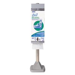 Scott® Mega Cartridge Napkin System Pole Mount Kit Thumbnail