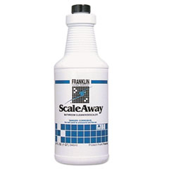 Franklin Cleaning Technology® Scaleaway Bathroom Cleaner, Floral Scent, 32 oz Spray Bottle, 12/Carton