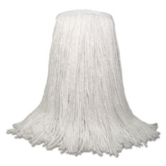 Boardwalk® Banded Rayon Cut-End Mop Heads Thumbnail