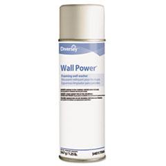 Diversey™ Wall Power Foaming Wall Washer, 20 oz Can, 12/Carton
