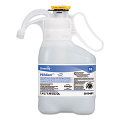 Diversey™ PERdiem Concentrated General Cleaner W/ Hydrogen Peroxide, 47.34oz, Bottle, 2/CT