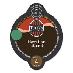 Tully's Coffee® Hawaiian Blend Vue Pack, 16/Box