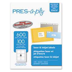 PRES-a-ply® Labels