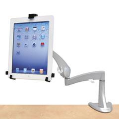 Ergotron® Neo-Flex LCD Arm, 18 lb Weight Capacity, Silver