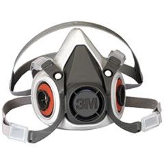 3M™ Half Facepiece Respirator 6000 Series, Reusable, Medium