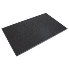 3M™ Nomad 6050 Scraper Matting, Vinyl, 48 x 72, Black