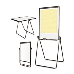 MasterVision® Folds-to-a-Table Melamine Easel Thumbnail