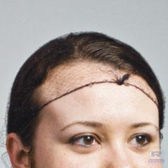 AmerCareRoyal® Lightweight Latex-Free Hairnets